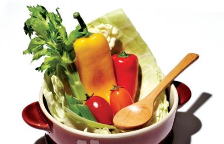 여섯 가지 다이어트, 영양은?