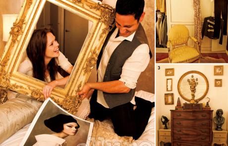 톱 모델 코코 로샤의 뉴욕 신혼집