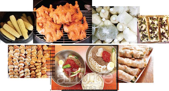 구로공단 노동자들의 거주지였던 가리봉동의 거리는 지금 조선족과 화교들로 가득하다. 가리봉시장은 찹쌀 탕수육과 양꼬치, 중국의 길거리 음식을 완전한 현지식으로 먹을 수 있는 전국에서 거의 유일한 시장이다.