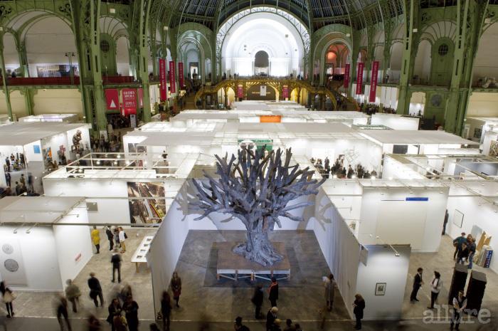 세계 3대 페어 중 하나인 피악 아트 페어의 현장