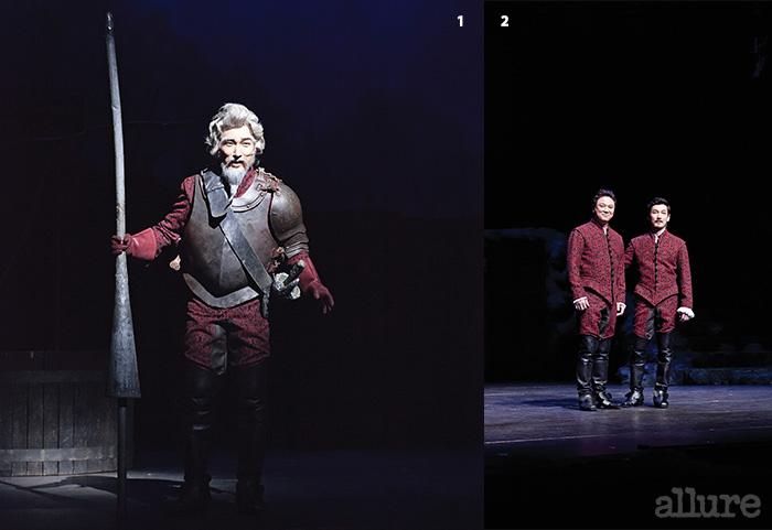 1 조승우의 돈키호테 2 2007년 이후 다시 한 무대에 선 정성화와 조승우