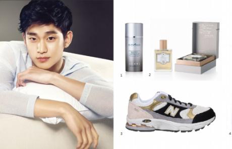 김수현이 사랑하는 것들