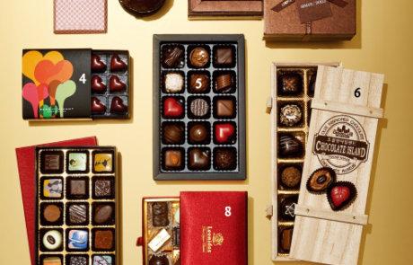 초콜릿의 정석