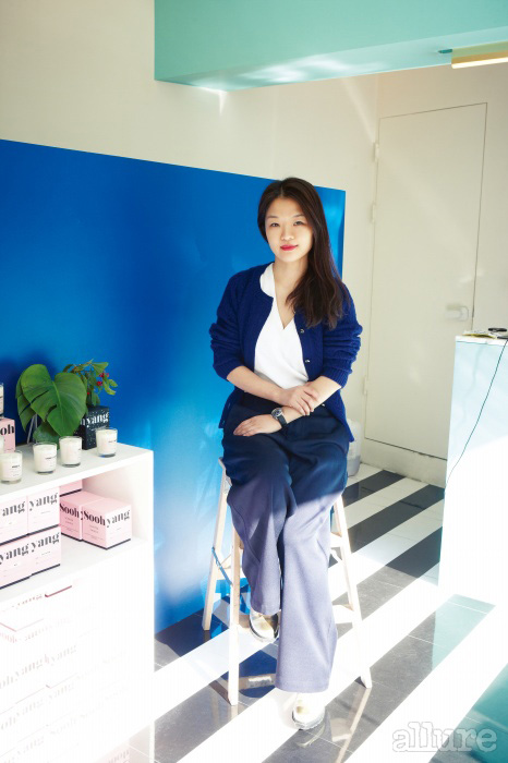향기 전문 브랜드 수향 대표 김수향