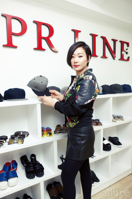 브랜드 홍보 대행사 피알라인 대표 최정인
