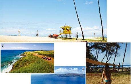 가장 평화로운 여행지, 마우이에서의 일주일
