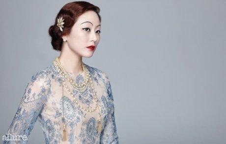 김효진이 재현한 서울여자, 100년의 아름다움