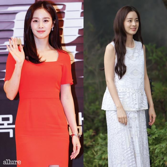 SBS 드라마 <용팔이>에서 '한여진'으로 열연 중인 김태희
