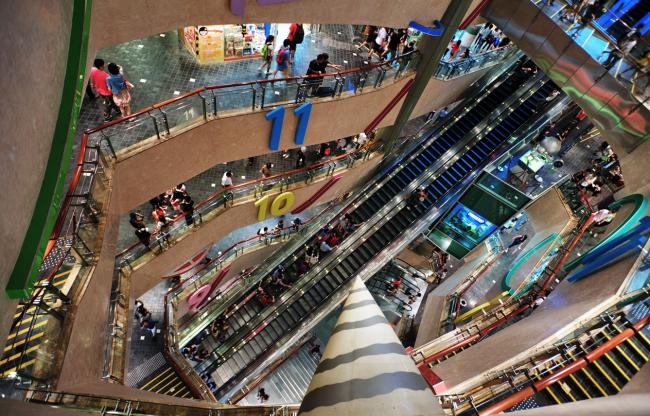 홍콩에서 쇼핑하기