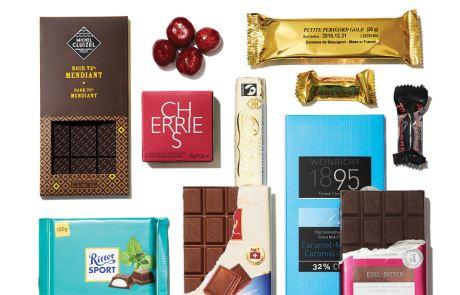 슈퍼마켓에서 만난 초콜릿