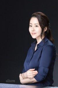 배우 고현정의 뷰티 철학을 담은 코이.