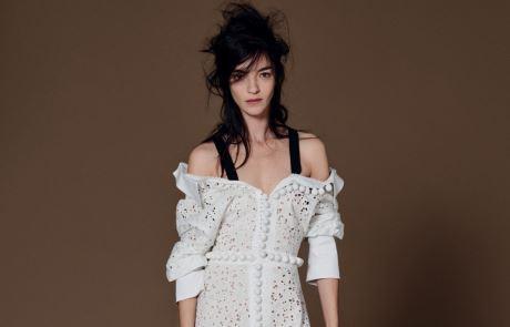 모델 마리아칼라 보스코노의 베스트 룩