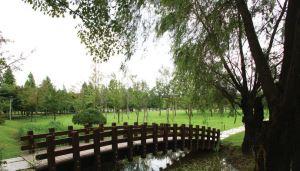 서울숲 산책길