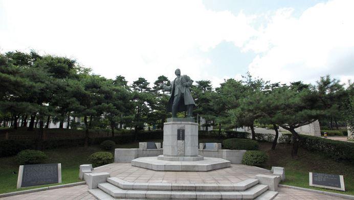 이봉창 의사 동상