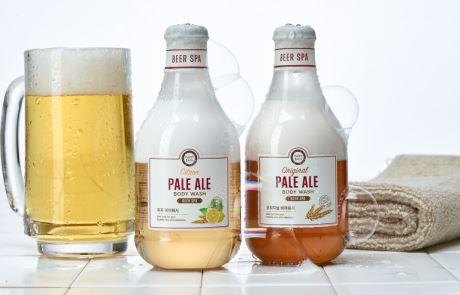 브랜드픽_해피바스 비어스파와 함께하는 즐거운 맥주샤워!