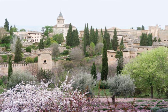스페인의 남쪽