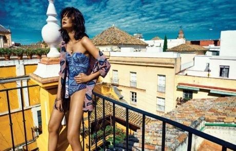 스페인 세비야에서 만난 에스닉 패턴 스타일링