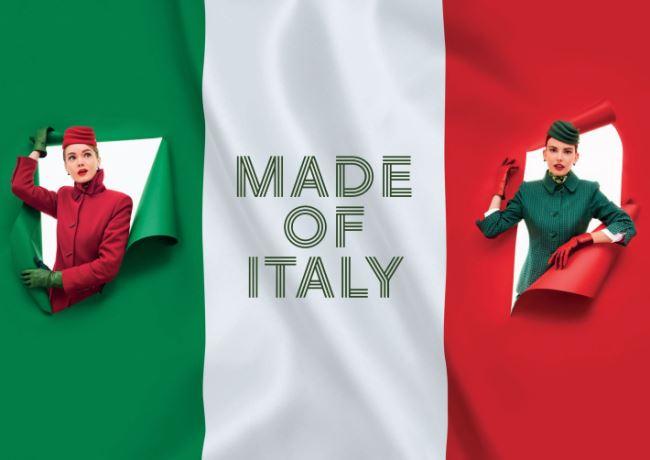 알리탈리아의 새로운 캠페인 영상.