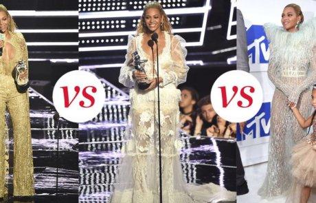 팝의 여왕의 선택