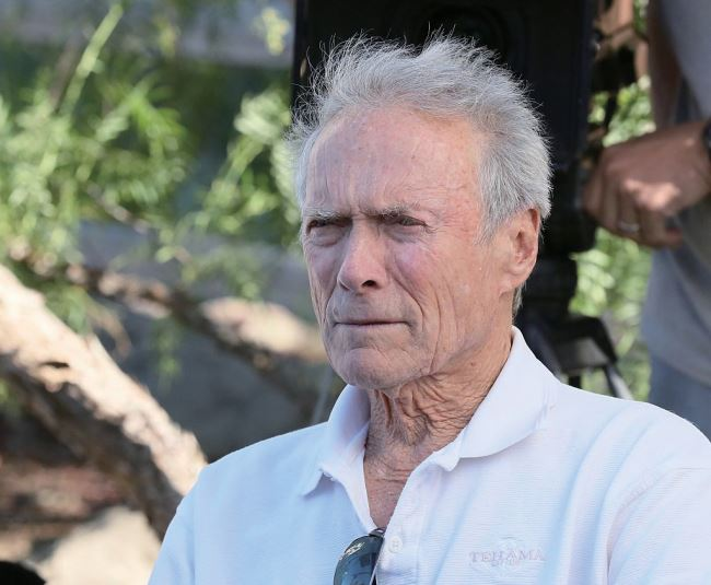 MALIBU, CA - NOVEMBER 07: Clint Eastwood attends Eastwood Ranch Foundations hosts 1st annual Fall Garden Party Animal Rescue Fundraiser at at Malibu Family Wines on November 7, 2015 in Malibu, California. (Photo by JB Lacroix/Getty Images)