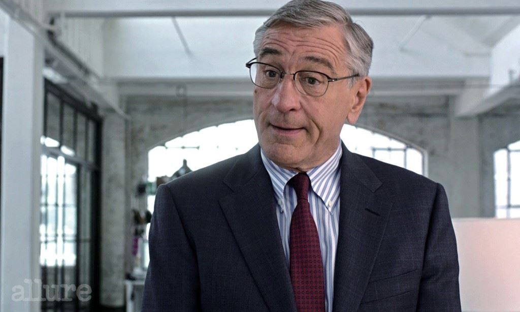 Rober De Niro in The Intern