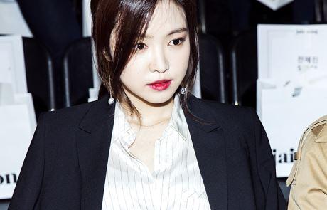 2017 봄/여름 헤라 서울패션위크 DAY 2