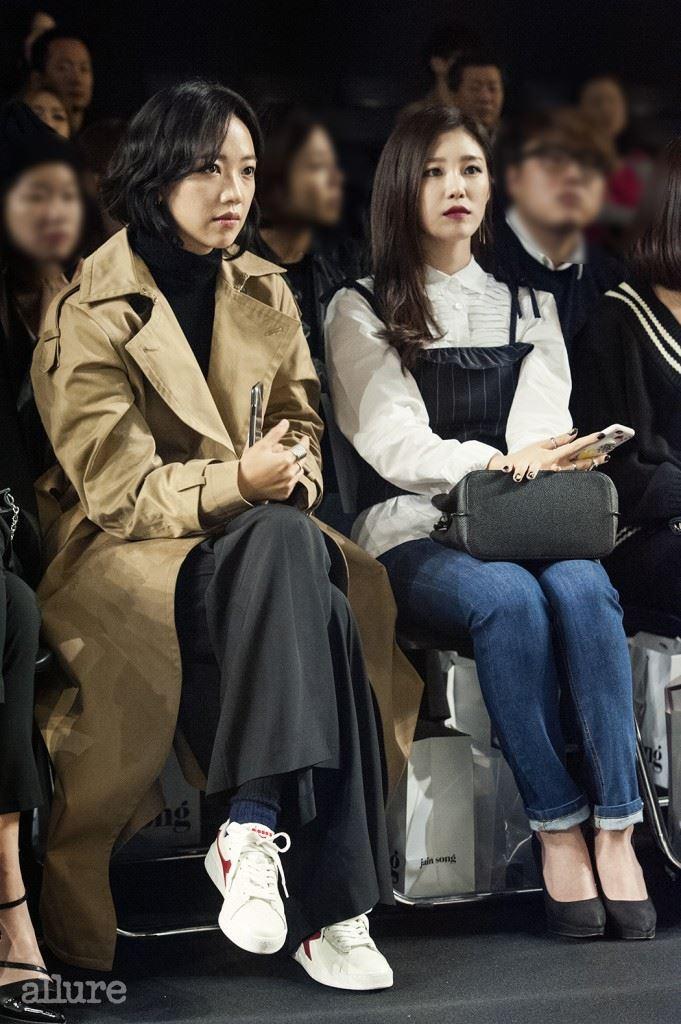 전혜진과 시크릿 전효성