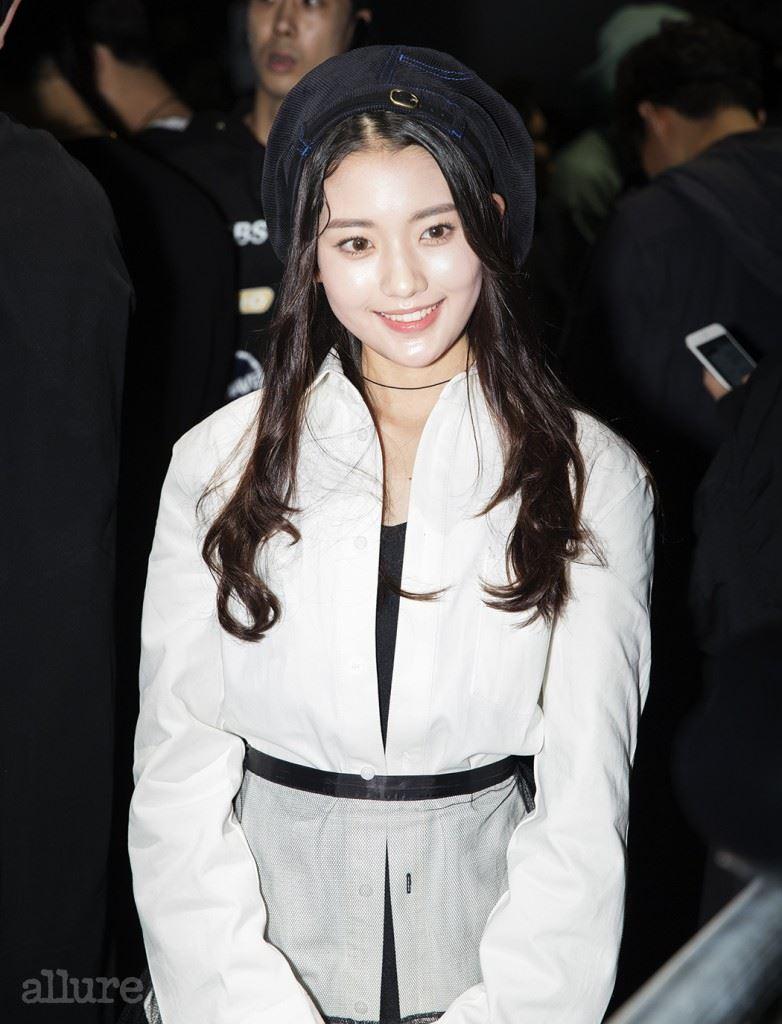 아이스크림 소녀 정다빈