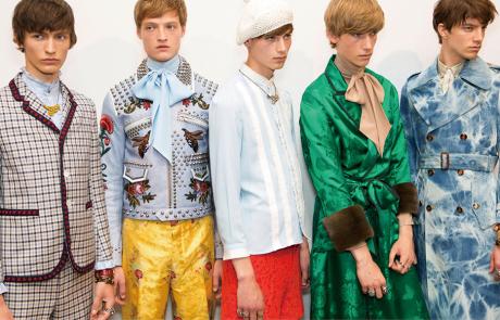 패션의 성평등