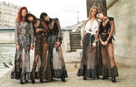 광고 캠페인으로 보는 패션계의 흐름