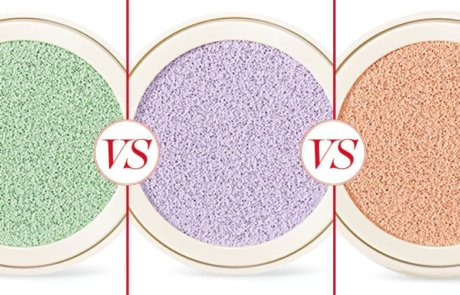 그린 vs. 라벤더 vs. 핑크