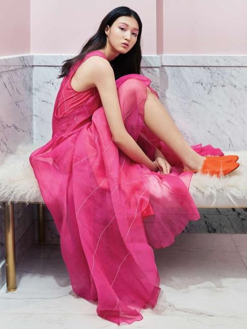 fa-Women in Pink