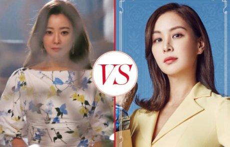 김희선 VS. 고소영