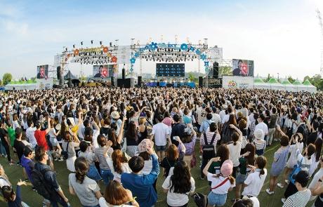 5월의 음악 축제