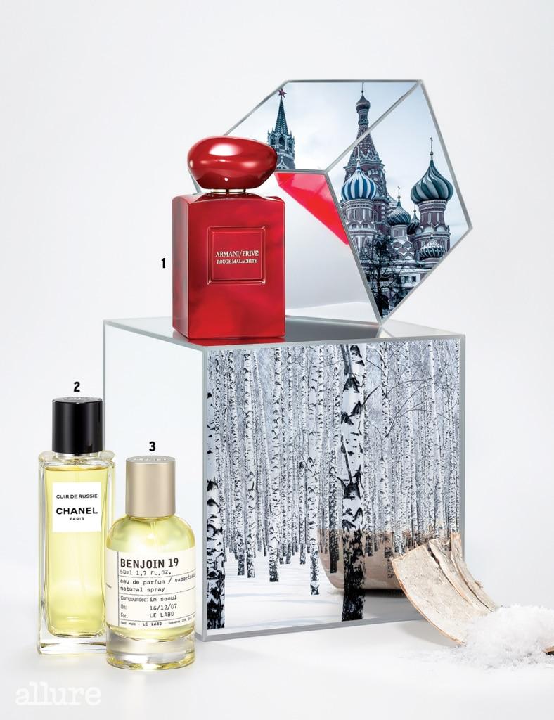 개성 있는 궁전과 성당, 다채로운 문화와 예술을 간직한 러시아만큼이나 독특하고 강렬한 향의 유혹이 시작된다