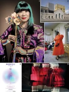 2 런던 패션&텍스타일 뮤지엄에서는 전이 열린다. 3 레이 가와쿠보와 꼼데가르송의 예술적인 면모를 확인할 수 있는 전시 . 5 크리스토발 발렌시아가의 건축적인 재단미에 초점을 맞춰 기획한 전시 . 6 디뮤지엄에서 공개되는 샤넬의  전시. 7 밀라노에 위치한 프라다의 폰다지오네 프라다에서는 다양한 현대미술 전시가 열린다.