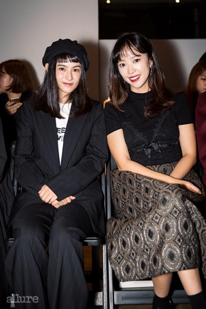 강혜정, 전혜진