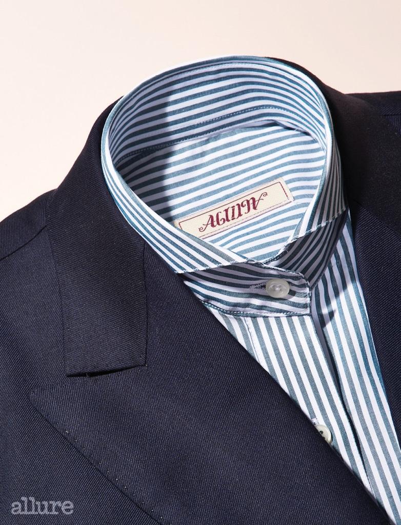 셔츠도 맞춤 제작이 가능하다.