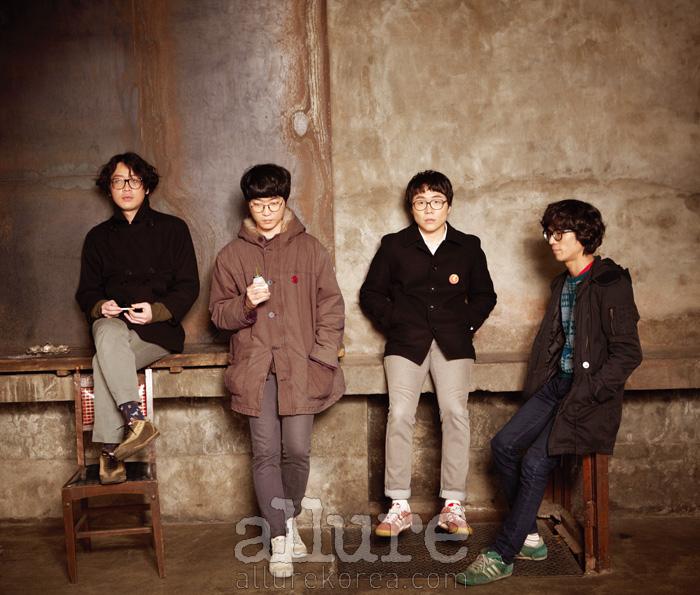 (왼쪽부터) 송시호, 이경환, 유완무, 정원진