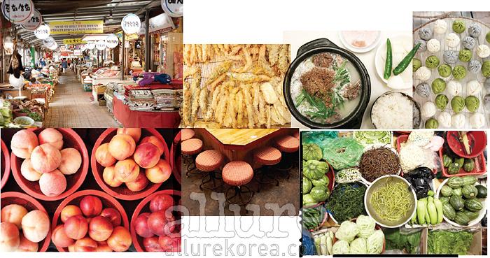 서울 서북부 지역에 자리한 연서시장과 불광시장은 주민들과 북한산을 찾는 등산객들의 발길이 끊이지 않는 곳이다. 서울 서북부를 대표하는 먹자골목이 있었던 불광시장에는 오래된 식당이 유독 많다.