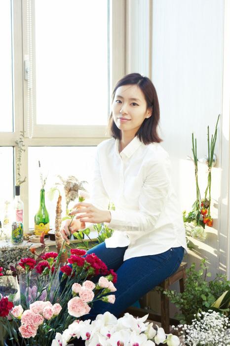 플라워 디자인 스튜디오 문릿 가든 대표 김문정