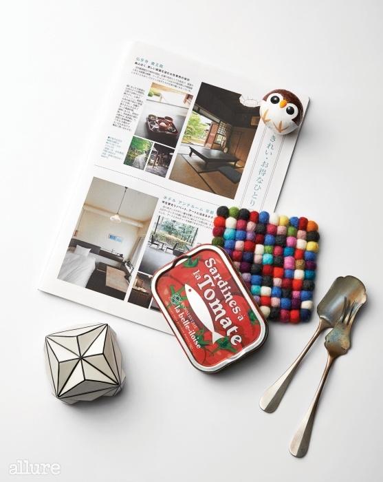 여행지에서 산 빈티지 소품들로 집 안을 꾸미는 것도 여행의 즐거움 중 하나다.