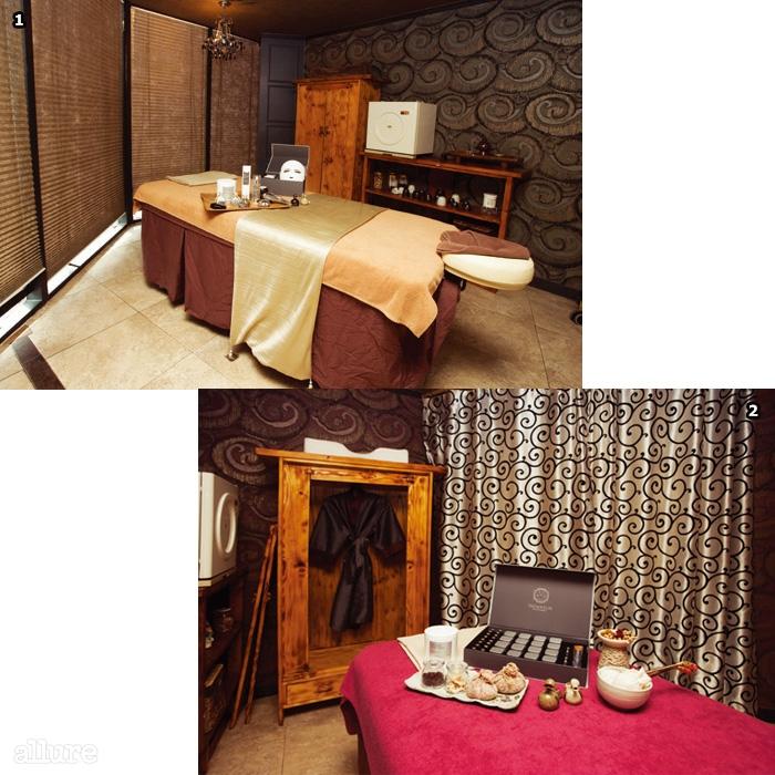1 프리미엄 관리가가능한 VIP룸.2 태와선의 화장품과제품도 직접 구매가능하다.