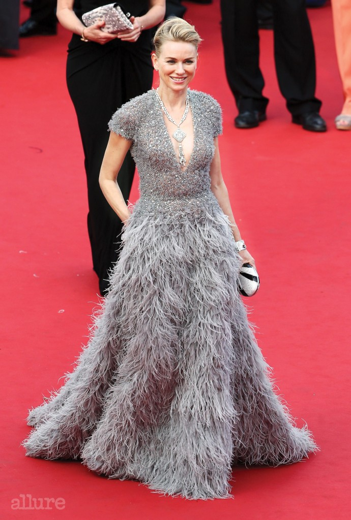 """CANNES, FRANCE - MAY 13:  Naomi Watts attends the opening ceremony and premiere of """"La Tete Haute"""" (""""Standing Tall"""") during the 68th annual Cannes Film Festival on May 13, 2015 in Cannes, France.  (Photo by Andreas Rentz/Getty Images)"""