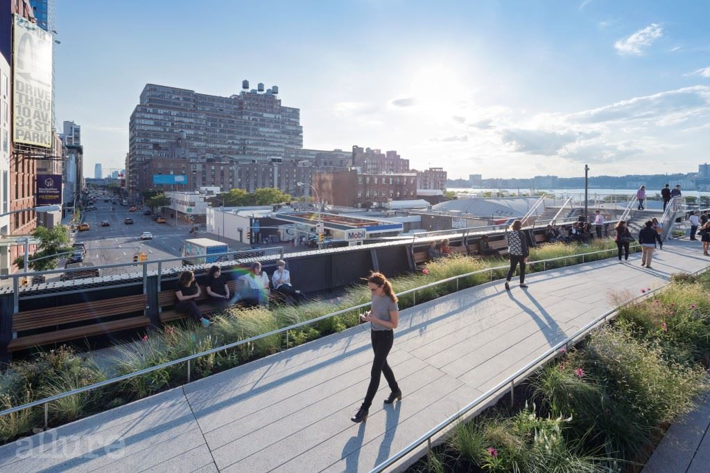 1410 High Line At The Rail Yards   Photo By Iwan Baan