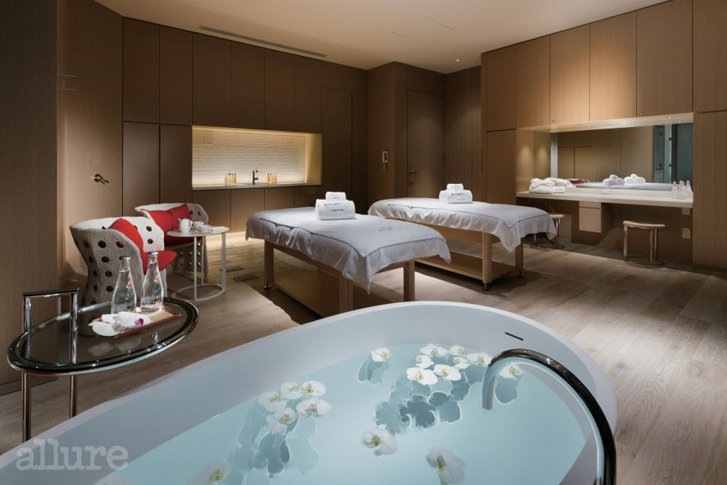Palace Hotel Tokyo - evian SPA TOKYO Spa Suite - I
