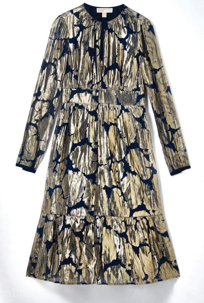 폴리에스테르 소재 드레스는 가격미정, 마이클 마이클 코어스(Michael Michael Kors).