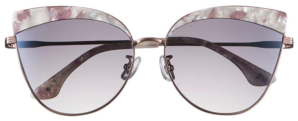 아세테이트 소재 선글라스는 21만5천원, 카페인 아이웨어(Kaffeine Eyewear).