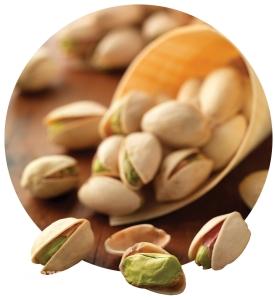 견과류 중 가장 칼로리가 낮은 피스타치오.